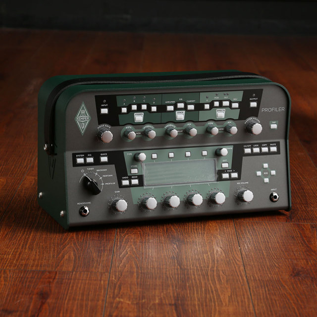Kemper/Profiling Amplifier Power Head Black