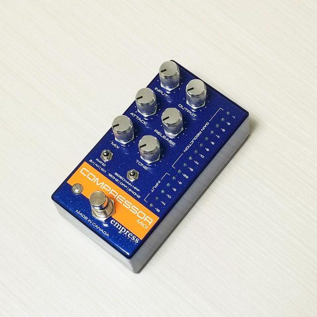 Empress Effects/Compressor MKII Blue【お取り寄せ商品】
