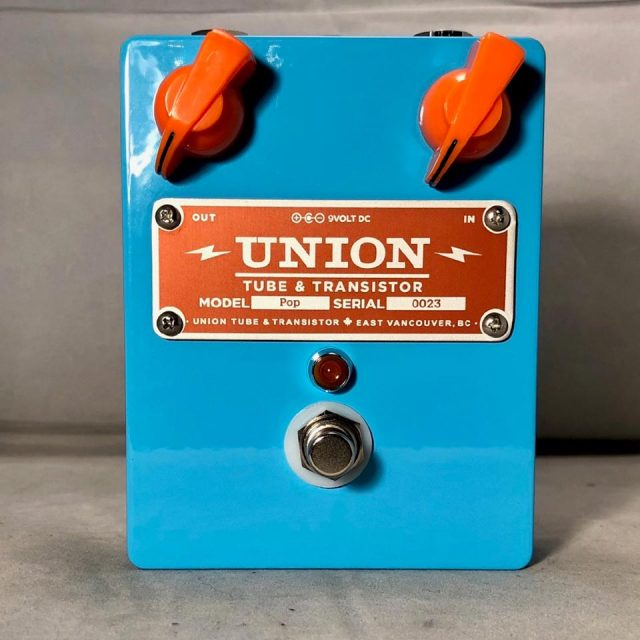 UNION TUBE&TRANSISTOR/POP【在庫あり】