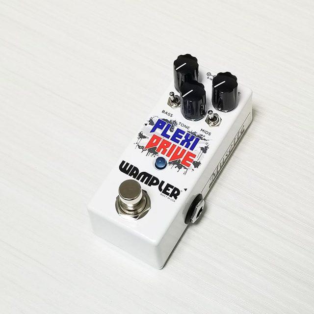 Wampler Pedals/Plexi-Drive Mini【在庫あり】【2102E1】