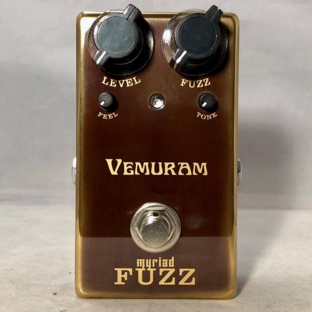 VEMURAM/Myriad Fuzz【お取り寄せ商品】