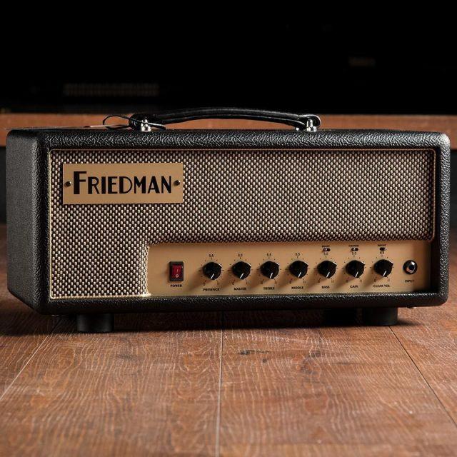Friedman/RUNT 20 HEAD【入荷待ち】【ご予約受付中!】