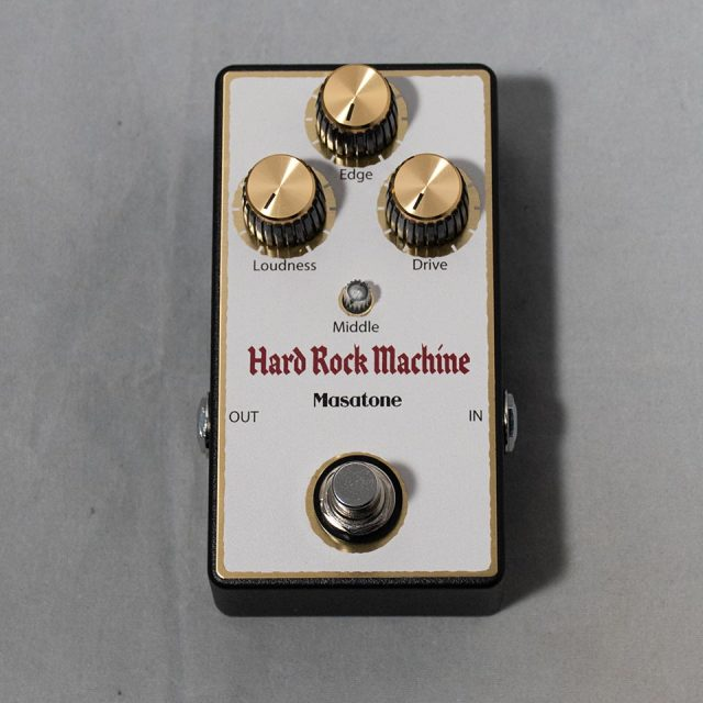 Masatone/Hard Rock Machine White【在庫あり】