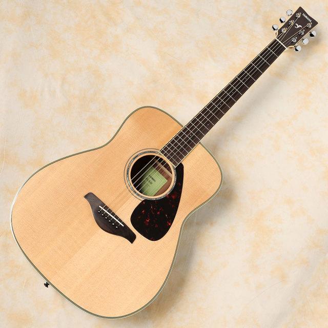 YAMAHA/FG830 NT(ナチュラル) アコースティックギター【神田店】【ヤマハ】【アコギ】【お取り寄せ商品】