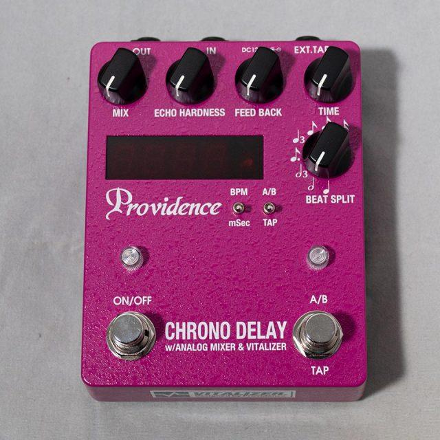 Providence/DLY-4 CHRONO DELAY