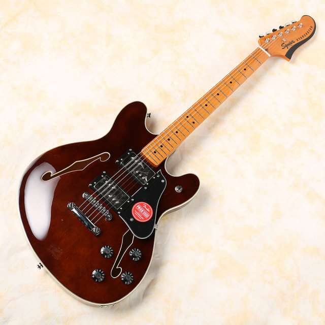 Squier by Fender/Classic Vibe Starcaster (Walnut)