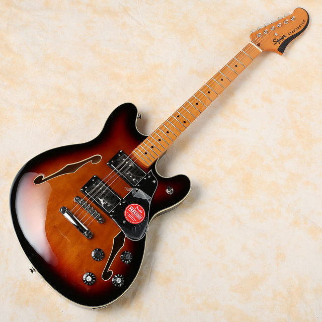 Squier by Fender/Classic Vibe Starcaster (3-Color Sunburst)