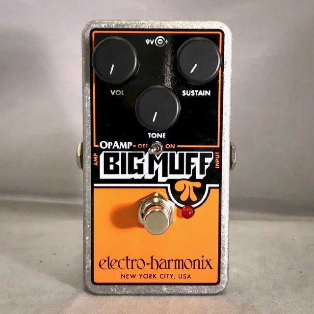 Electro-Harmonix/OP-AMP Big Muff