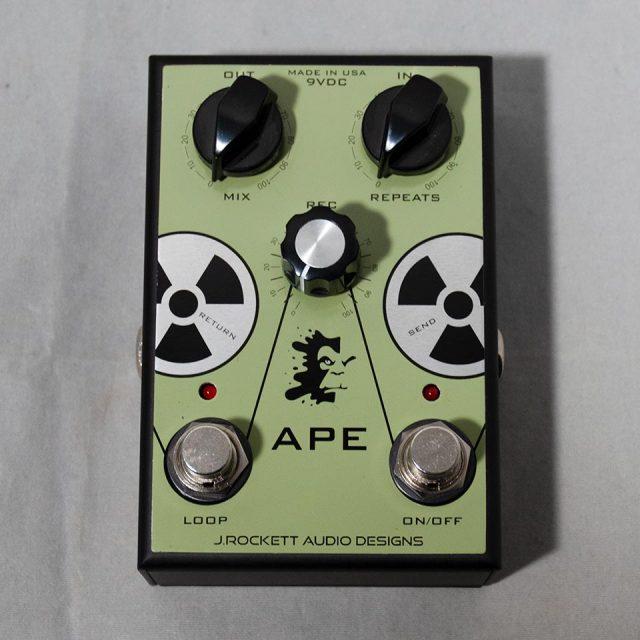 J.Rockett Audio Designs/APE (Analog Preamp Experiment)