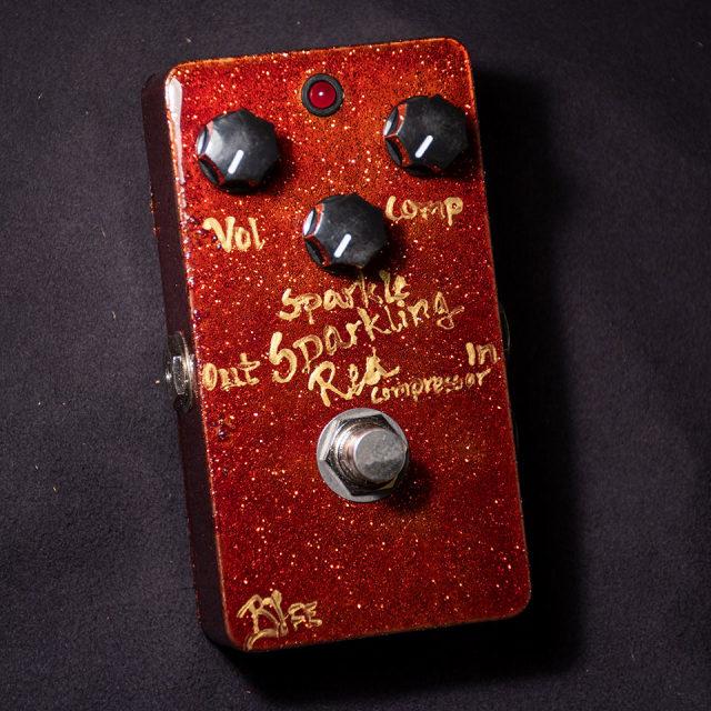 BJF Electronics/Sparkling Red Compressor【在庫あり】【2108E2】