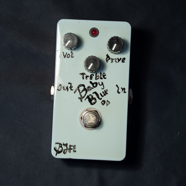 BJF Electronics/Baby Blue OverDrive