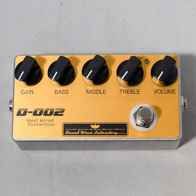 Sound Wave Lab/D-002【入荷待ち】