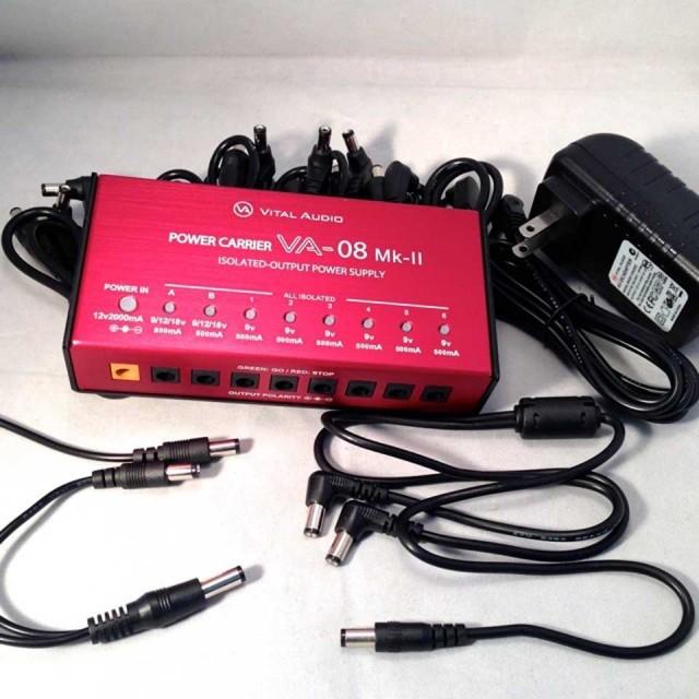Vital Audio/POWER CARRIER VA-08 MKII【在庫あり】