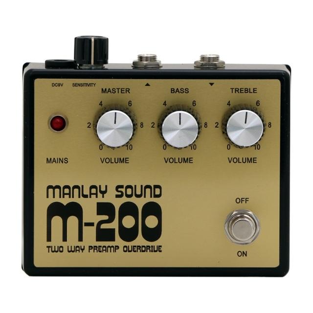 Manlay Sound/M-200【国内正規品】【お取り寄せ】