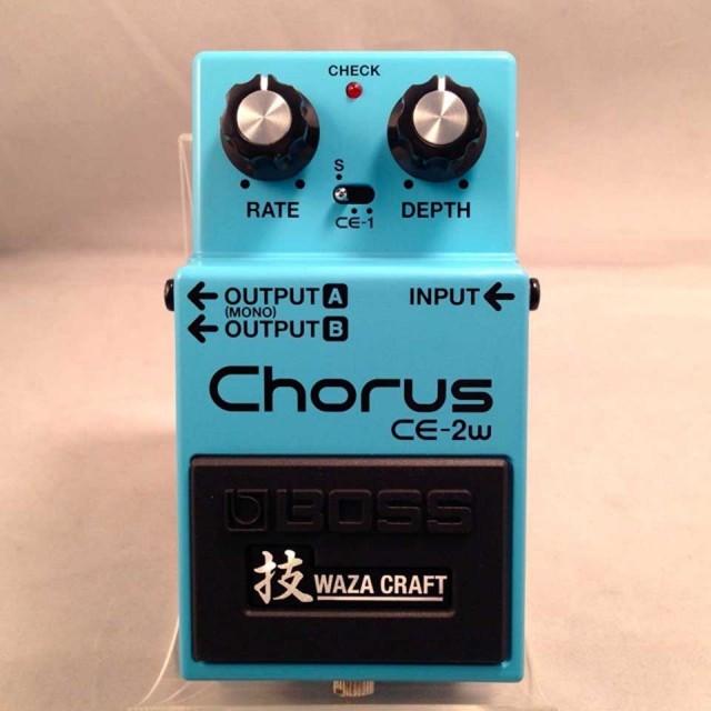 BOSS/CE-2W Chorus 技 Waza Craft【ボス】【コーラス】【お取り寄せ商品】