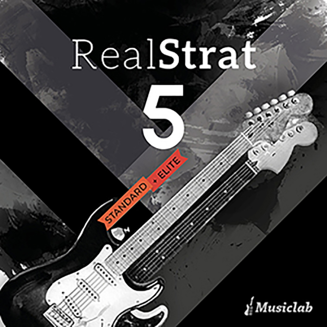 MUSIC LAB/REAL STRAT 5 / BOX