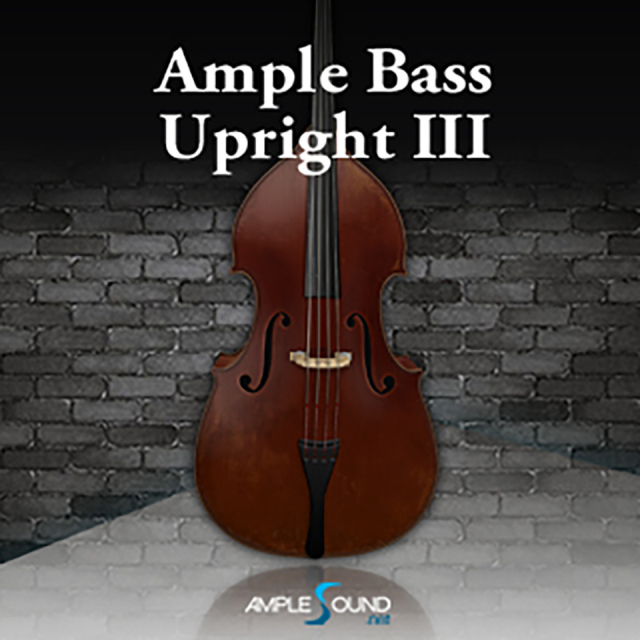 AMPLE SOUND/AMPLE BASS UPRIGHT III【オンライン納品】【在庫あり】