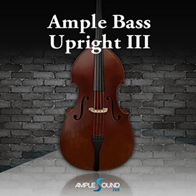 AMPLE SOUND/AMPLE BASS UPRIGHT III【オンライン納品】【在庫あり】