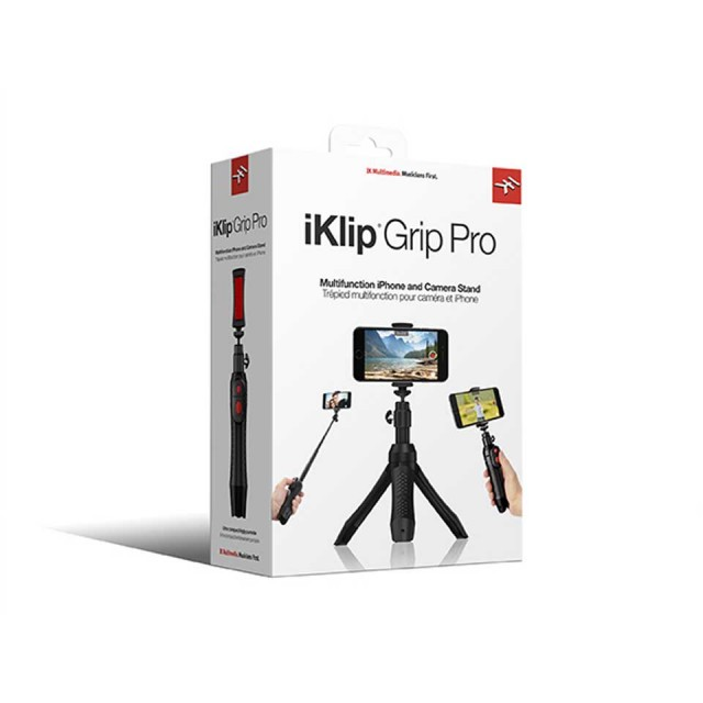 IK Multimedia/iKlip Grip Pro