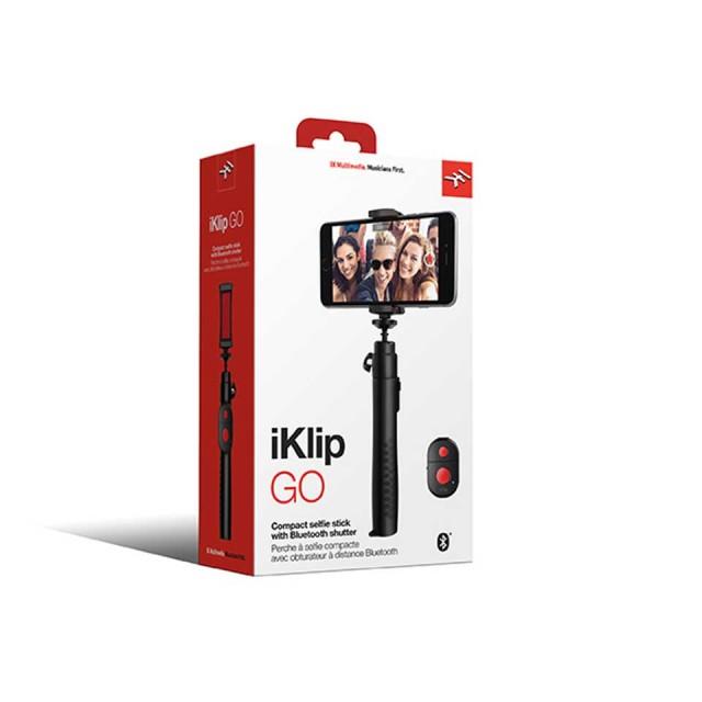 IK Multimedia/iKlip GO【在庫あり】