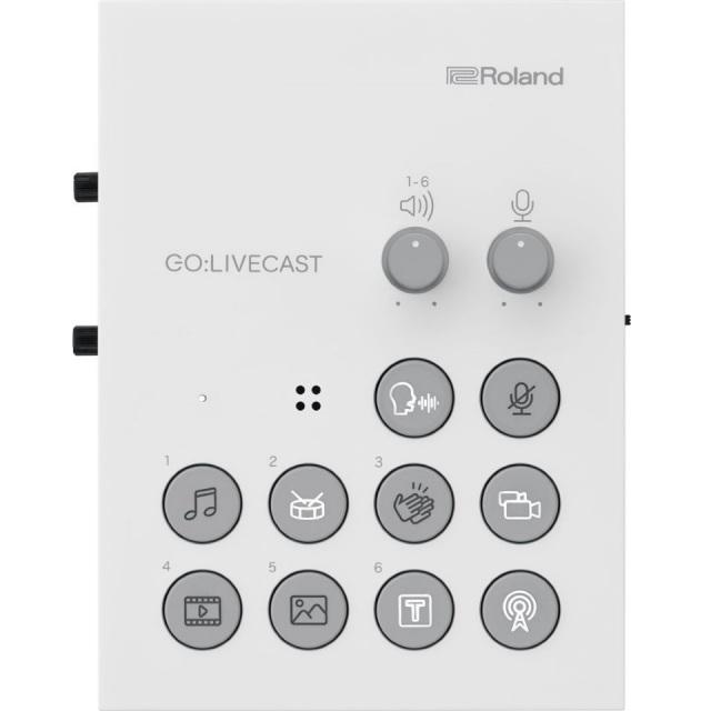 Roland/GO:LIVECAST【在庫あり】【数量限定特価キャンペーン】【在宅おすすめアイテム】