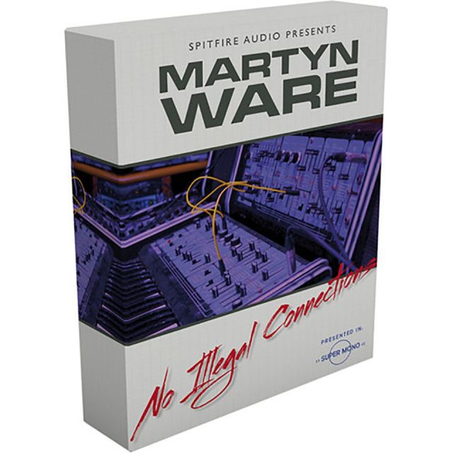 SPITFIRE AUDIO/MARTYN WARE N.I.C.【オンライン納品】【在庫あり】