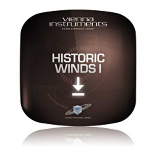 Vienna Symphonic Library/VIENNA HISTORIC WINDS 1【期間限定キャンペーン】