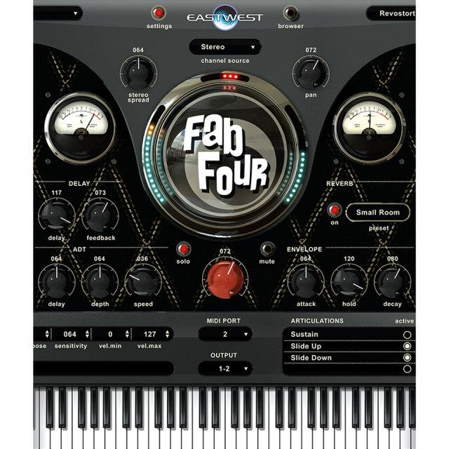 EASTWEST/FAB FOUR【オンライン納品】