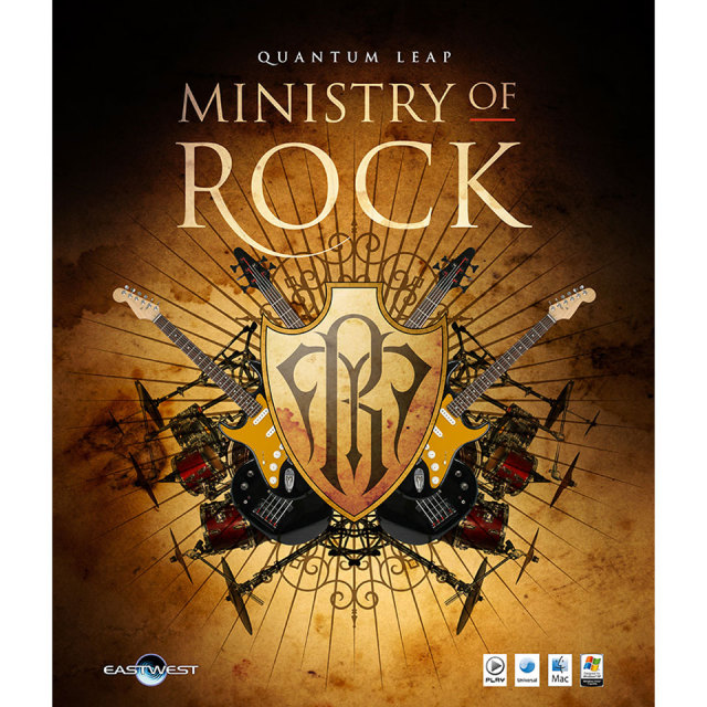 EASTWEST/MINISTRY OF ROCK【オンライン納品】