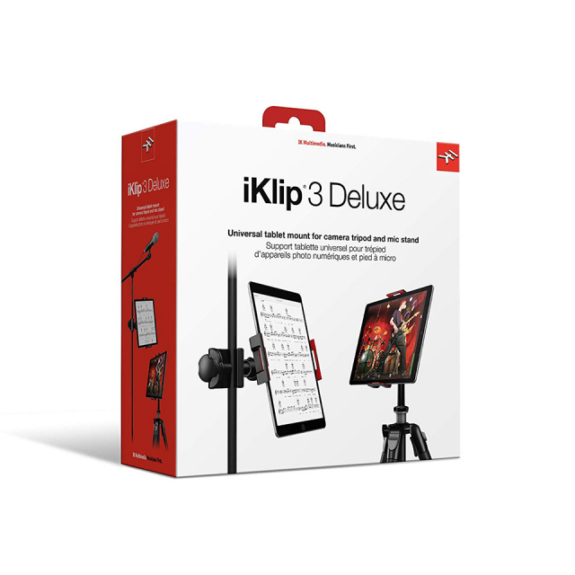 IK Multimedia/iKlip 3 Deluxe【在庫あり】