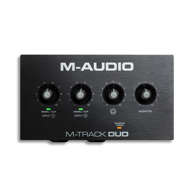 M-Audio/M-Track Duo【ご予約受付中】