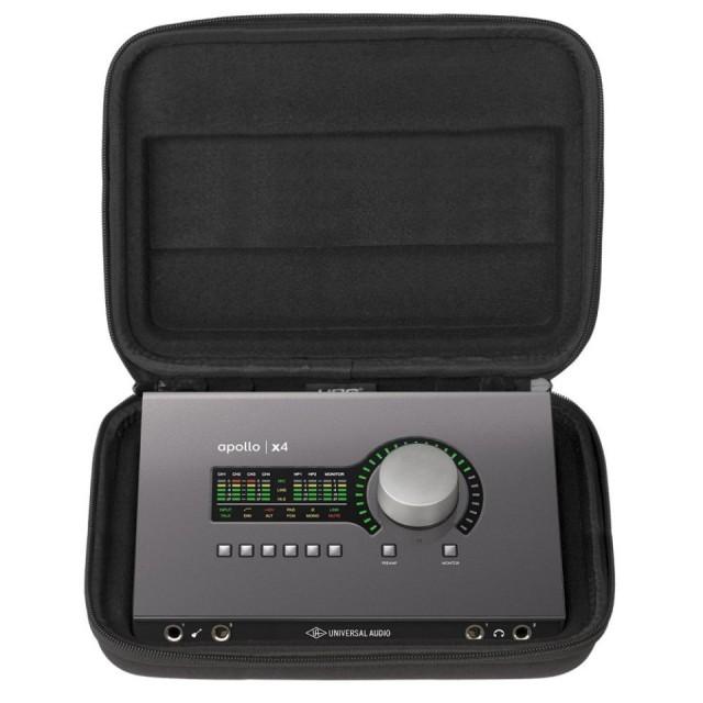 UDG/U8481BL Creator Universal Audio Apollo X4 ハードケース