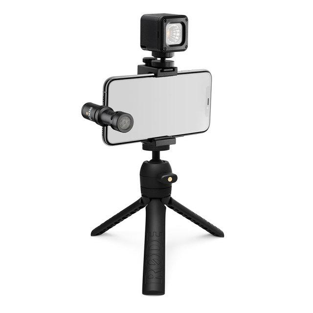 RODE/Vlogger Kit iOS edition【ブイロガーキット】【在庫あり】【2108R2】