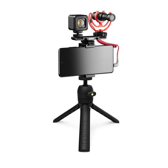 RODE/Vlogger Kit Universal【SC2パッチケーブル、キャリコバッグプレゼントキャンペーン】【ブイロガーキット】【在庫あり】【2108R2】