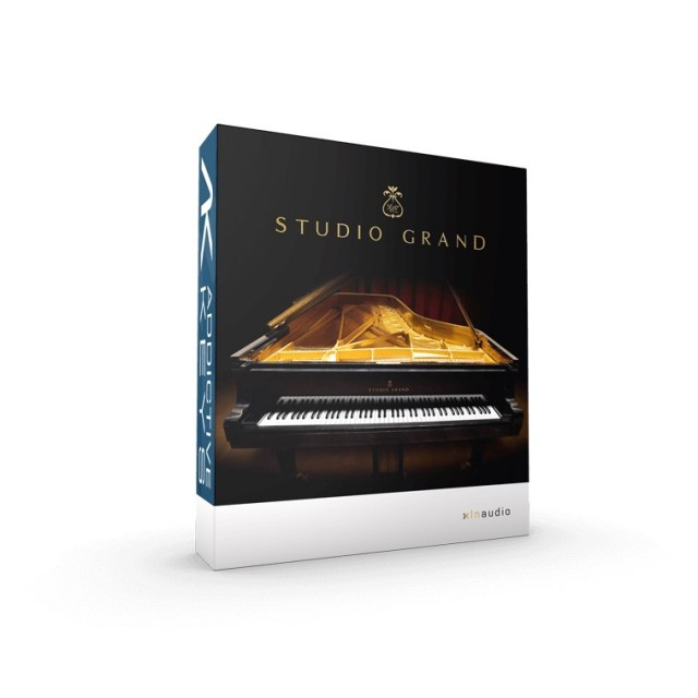 xln audio/Addictive Keys: Studio Grand【Addictive Keys拡張音源】【オンライン納品】
