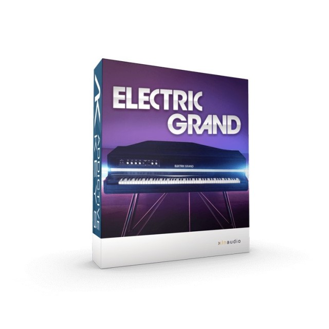 xln audio/Addictive Keys: Electric Grand【Addictive Keys拡張音源】【オンライン納品】