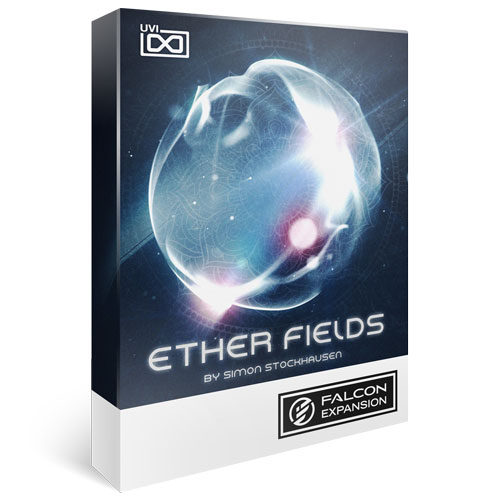 UVI/Ether Fields【FALCON専用拡張パック】【オンライン納品】