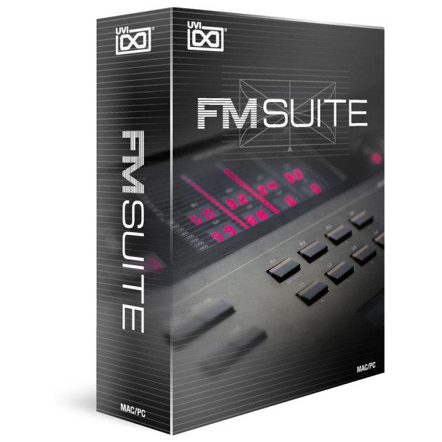 UVI/FM Suite【数量限定特価キャンペーン】【オンライン納品】【在庫あり】