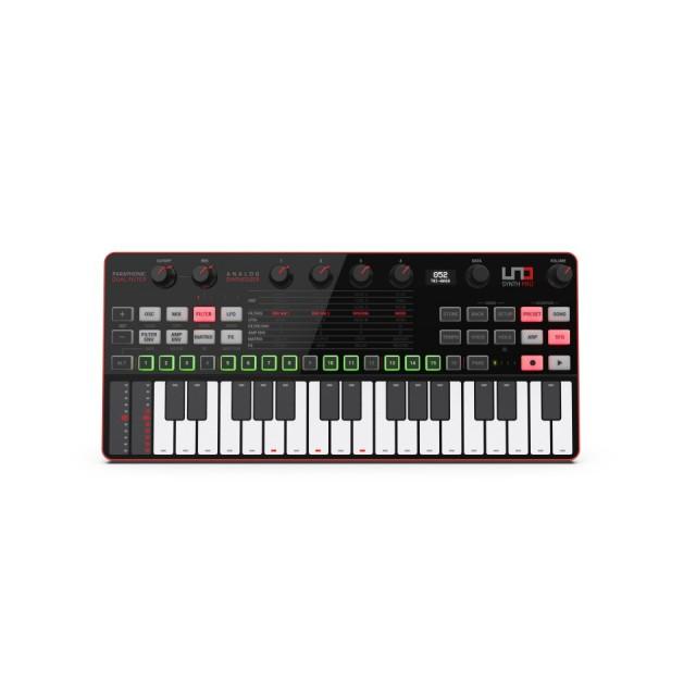 IK Multimedia/UNO Synth Pro Desktop【~10/31 期間限定T-RackS 5 Deluxeプレゼントキャンペーン】【在庫あり】