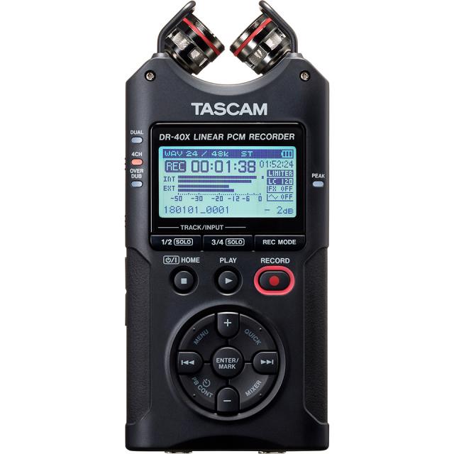 TASCAM/DR-40X【在庫あり】