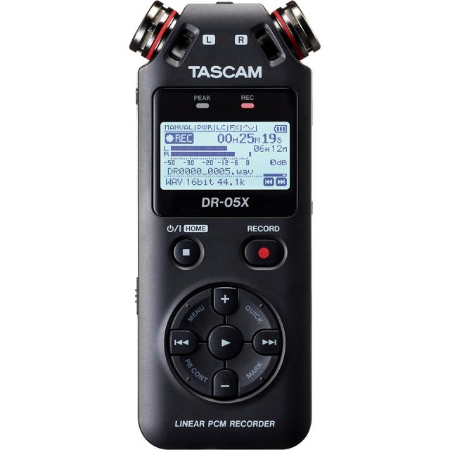 TASCAM/DR-05X【在庫あり】