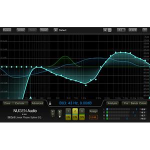 Nugen Audio/SEQ-ST【~2/24 期間限定特価キャンペーン】【オンライン納品】
