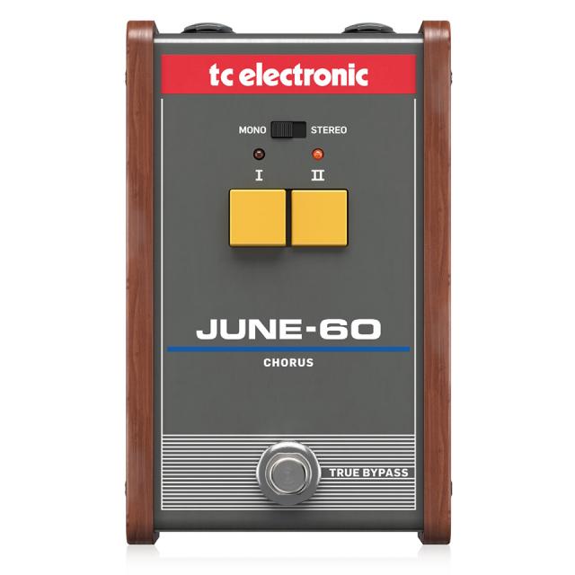 tc electronic/JUNE-60【入荷待ち】【ご予約受付中】