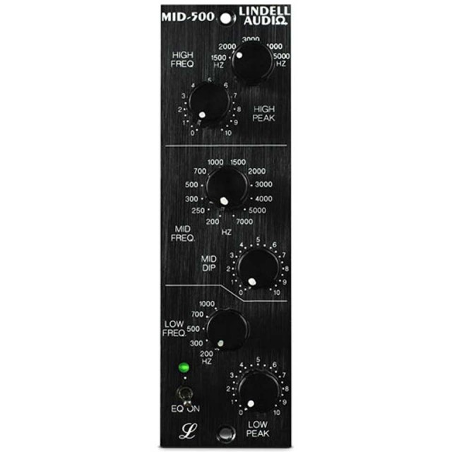 Lindell Audio/MID-500【検品後発送】
