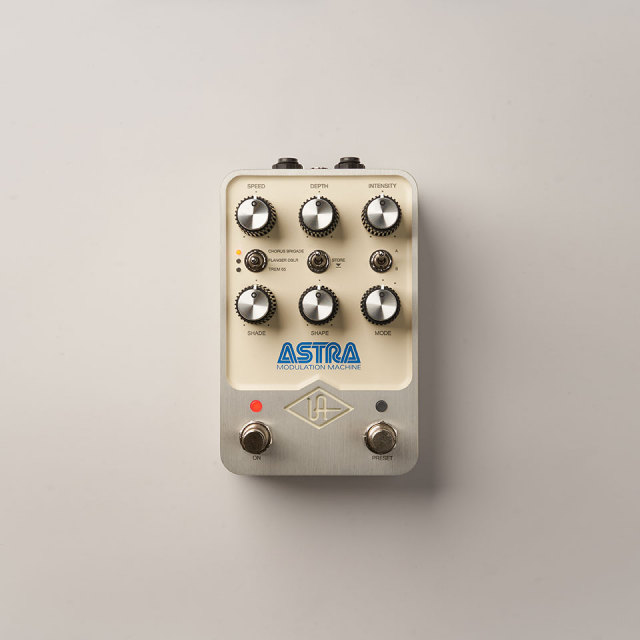 UNIVERSAL AUDIO/UAFX Astra Modulation Machine【5月21日発売予定】【ご予約受付中】