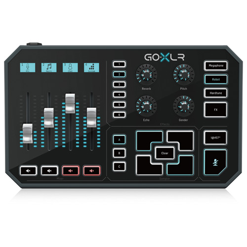 TC HELICON/GO XLR【在庫あり】