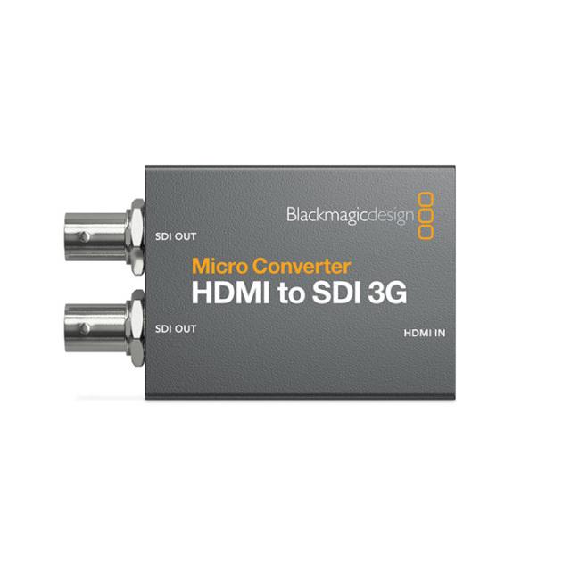 Blackmagic Design/Micro Converter HDMI to SDI 3G PSU【在庫あり】