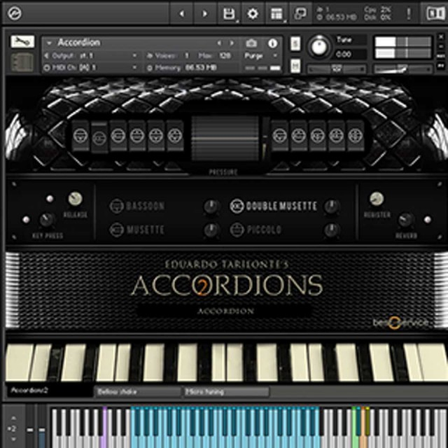 Best Service/ACCORDIONS 2【オンライン納品】
