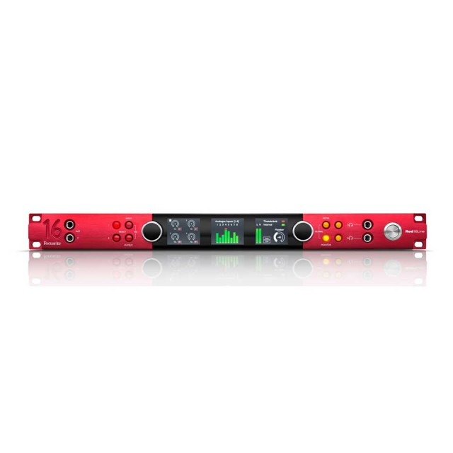 Focusrite/Red 16Line【在庫あり】【数量限定キャンペーン】【All Access for Red キャンペーン】