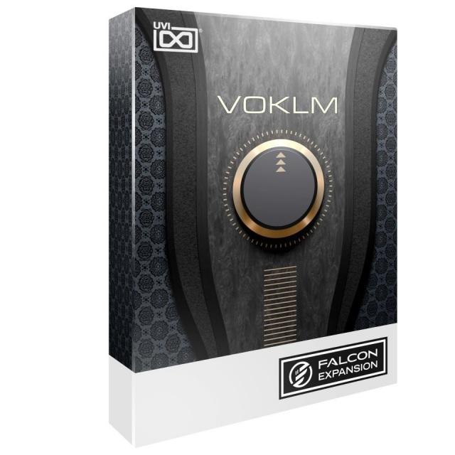 UVI/Voklm for Falcon 2【FALCON専用拡張パック】【オンライン納品】